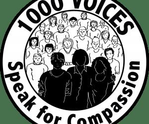 1000 Voices for Compassion #1000Speak