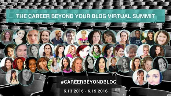 #careerbeyondblog