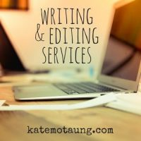 writing & editing services