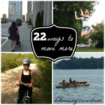 22 Ways to Move More