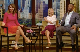 LIVE with Kelly & Michael 09.11.14