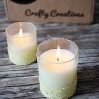 {DIY} Citronella Kerzen selbstgemacht & Crafty Creatives Box Review