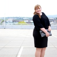 Zizzi Black Label Dress {Outfit}
