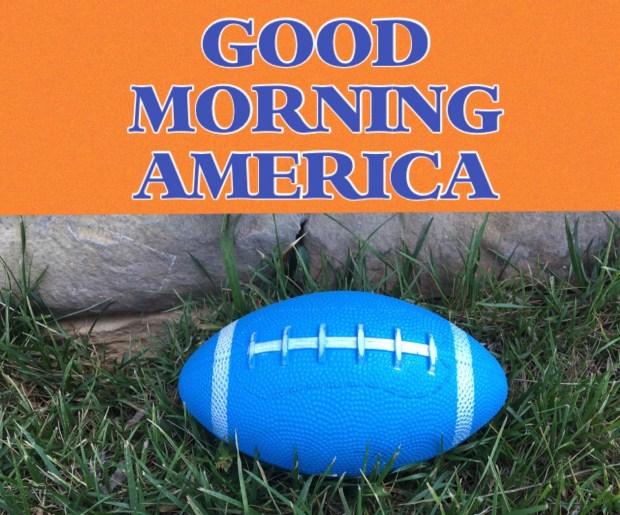 Good Morning America Michael Strahan