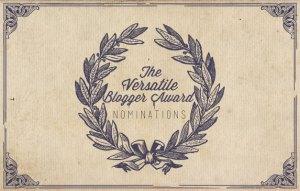 VersatileBloggerNominations