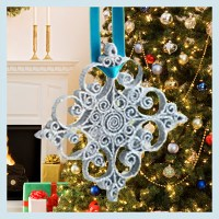 Snowflake Decorative Ornament Craft