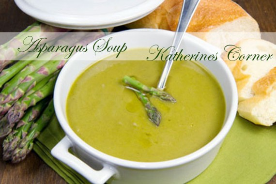 asparagus soup katherines corner
