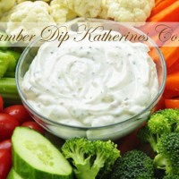Meatless Monday, Cucumber Dip