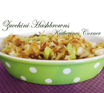 zucchini hashbrowns katherines corner