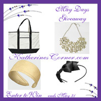 May Days Giveaway
