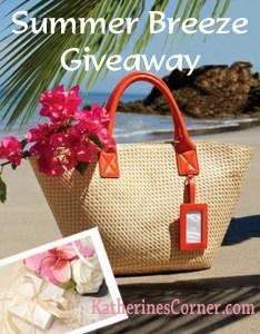Summer Breeze Giveaway