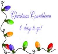 christmas countdown 6 days katherines corner