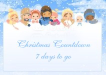 christmas countdown 7 days