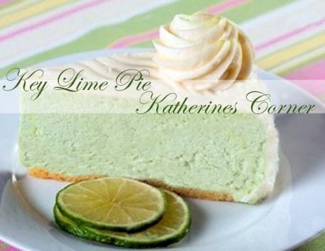key lime pie katherines corner