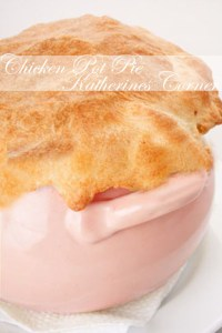 Meals On Monday Chicken Pot Pie