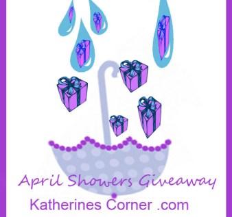 april showers giveaway katherines corner