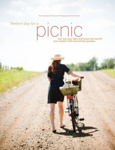 Perfect Day For A Picnic and Winner Announcement