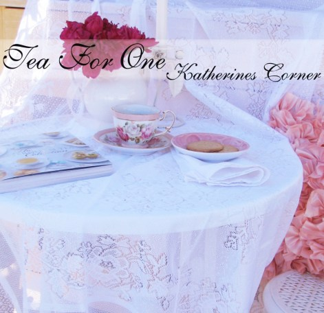 tea for one katherines corner