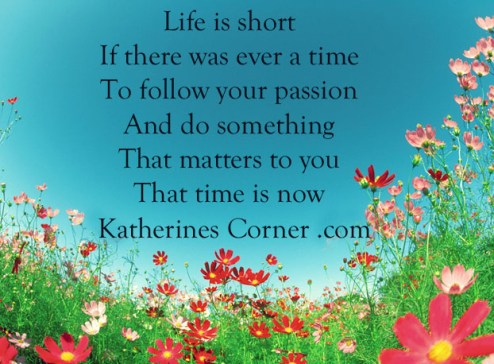 life is short saying