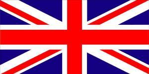 British Flag, union jack