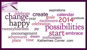 2014 A New Year and Time Management
