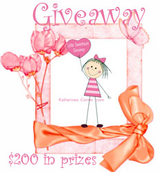Little Sweetheart Giveaway