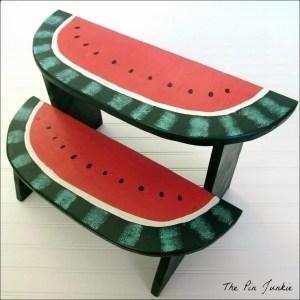 watermelon step stool 6