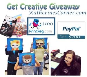 Get Creative Giveaway