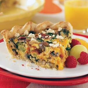Bacon Quiche recipe