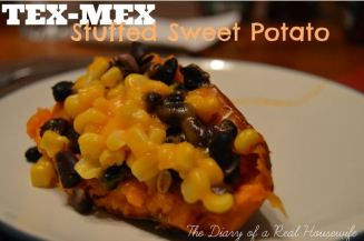 tex mex potato