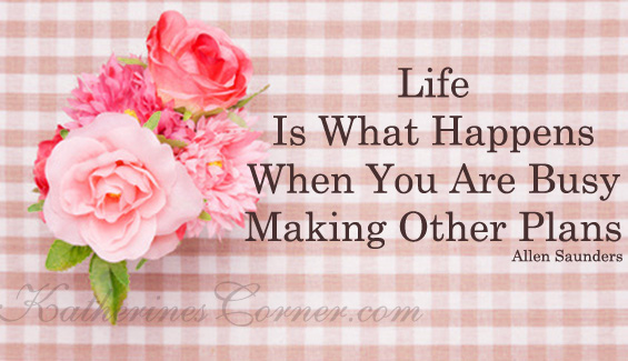 life happens