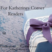 A Gift For Katherines Corner Readers