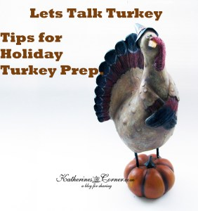 Lets Talk Turkey