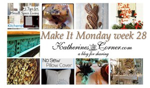 Make It Monday Week Twenty Eight