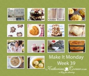 Make It Monday Week Thirty Nine