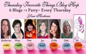 Thursday Favorite Things Blog Hop 198