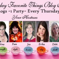 Thursday Favorite Things Blog Hop 183