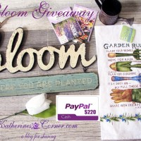 Bloom Giveaway
