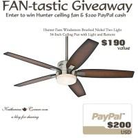 Fan-tastic Giveaway
