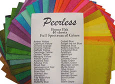 Peerless Watercolor Bonus Pack