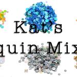 Beautiful Custom Sequin Mixes!