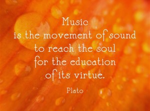 music quotes movement plato