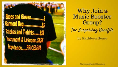 MME Why Join a Music Booster Group (LinkedIn)