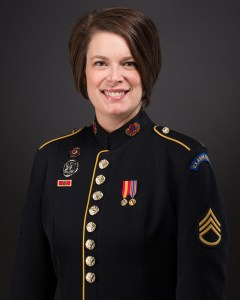 Army Field Band SSG Heidi Ackerman