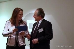 Dr. Jörg Mutschler- Preis für Birgit Kelle