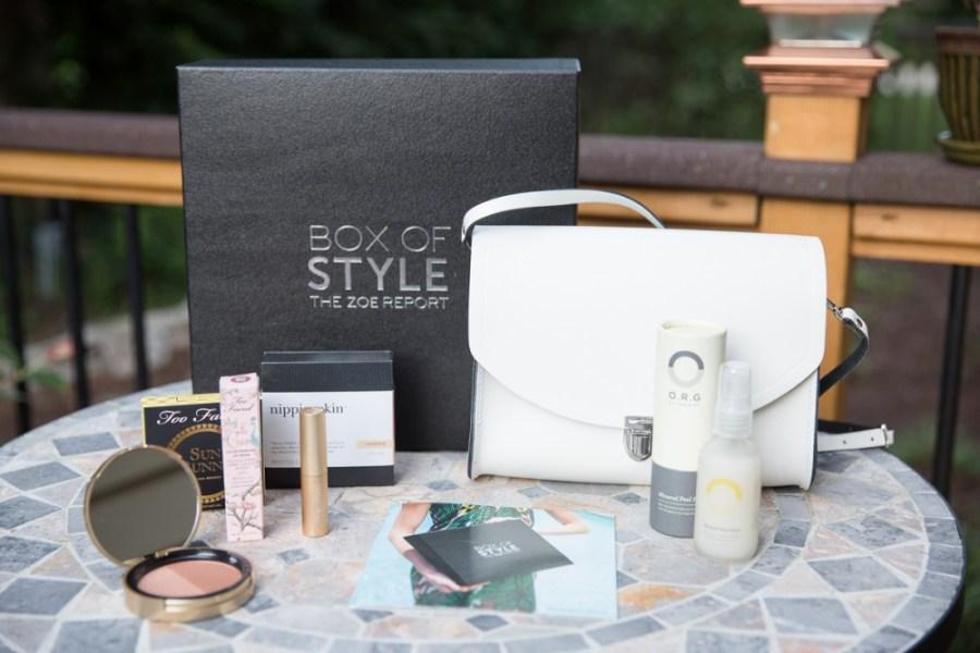 The Zoe Report's Summer Box of Style - Kathrine Eldridge, Wardrobe Stylist