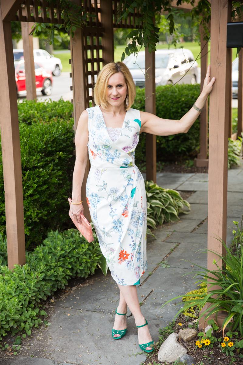 Floral Elegance with Closet London - Kathrine Eldridge, Wardrobe Stylist