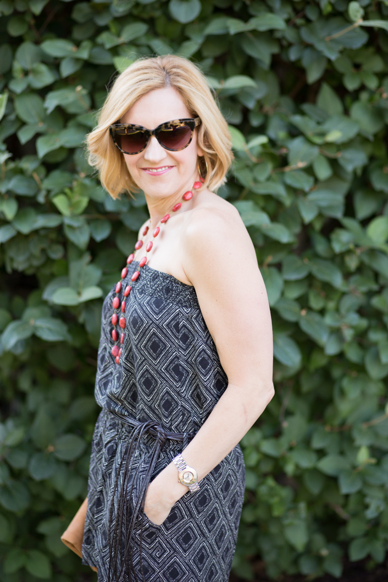 Diamond Romper - Kathrine Eldridge, Wardrobe Stylist