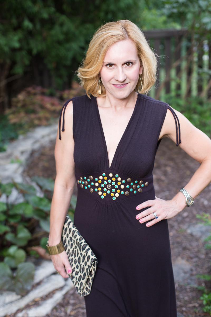 Plunging into the End of Summer - Kathrine Eldridge, Wardrobe Stylist