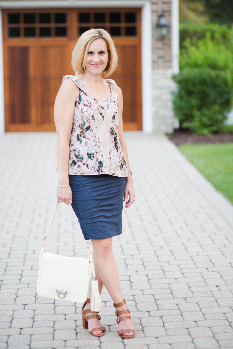 Feminine Summer, LuxBox Part 3 - Kathrine Eldridge, Wardrobe Stylist